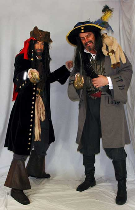 Pirate Costumes for Sale
