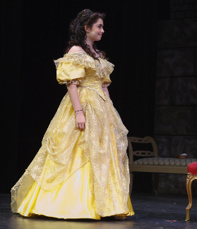 Belle. About The Costume