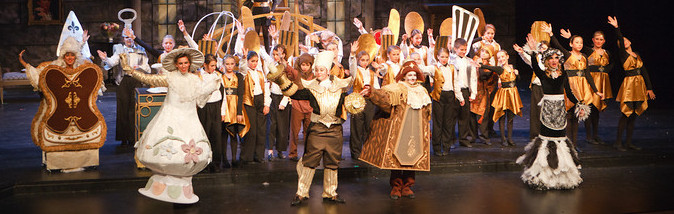 Beauty And The Beast Theater Costume Rentals