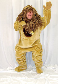 Cowardly Lion. About the Costume & Wizard of OZ Theater Costume Rental | Theater Costume Rentals