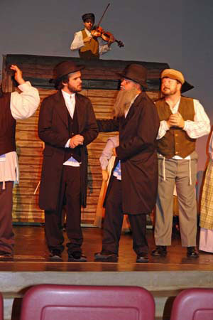 fiddler on the roof movie cast