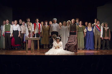Les Miserables full cast