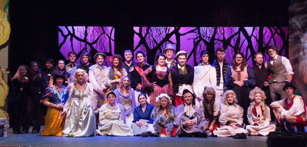 Into The Woods Theater Costume Rentals