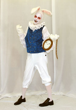 Marvelous The White Rabbit. About The Costume